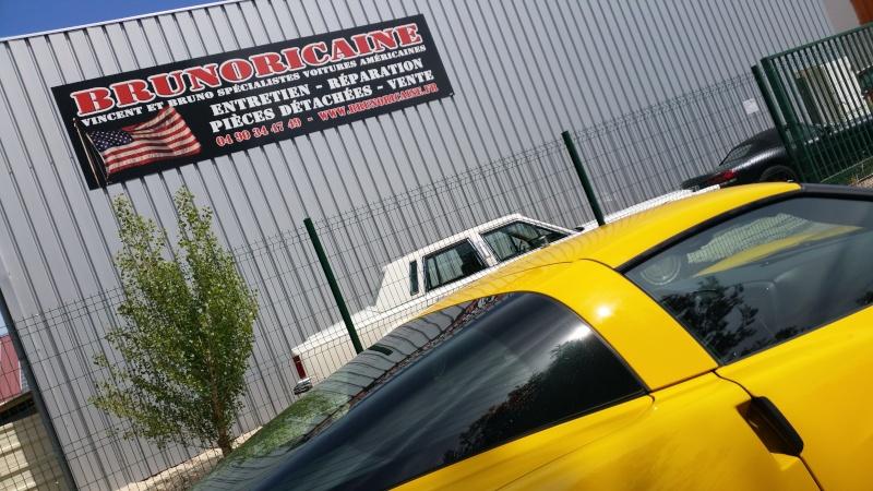 Garage BRUNORICAINE