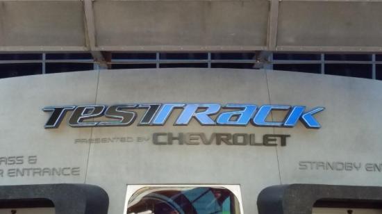 Test Track Chevrolet