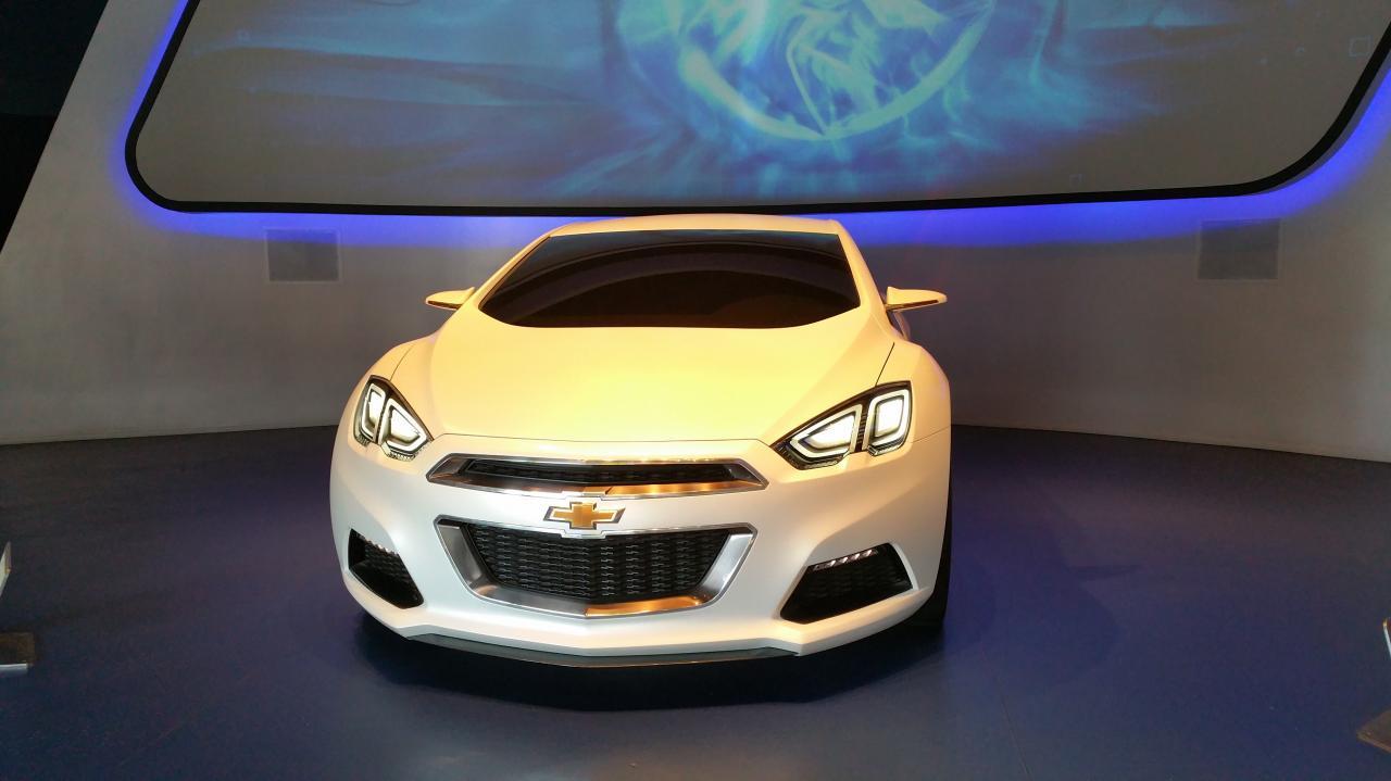 Chevrolet Design Studio