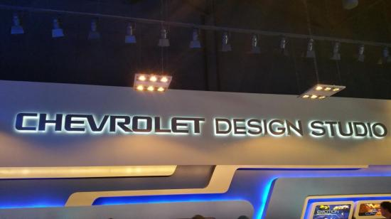 Chevrolet Design Studio