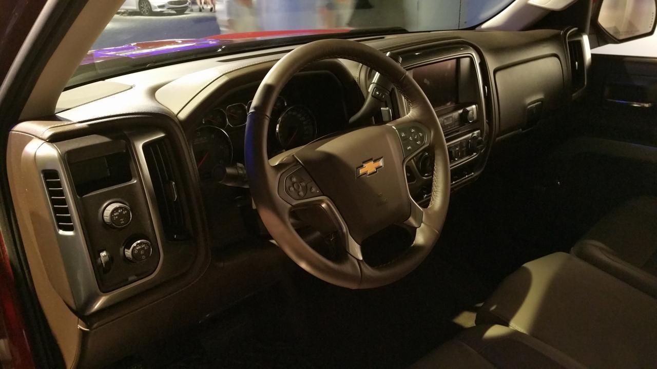 2016 Chevrolet Silverado Z 71