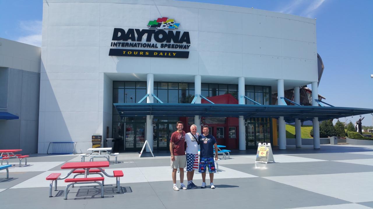 2016 International Speedway Daytona, 20 ans plus tard.