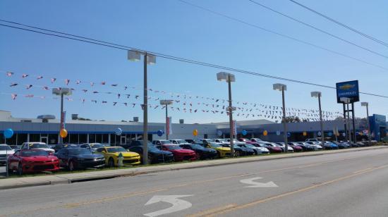 Concession Chevrolet Sarasota FL