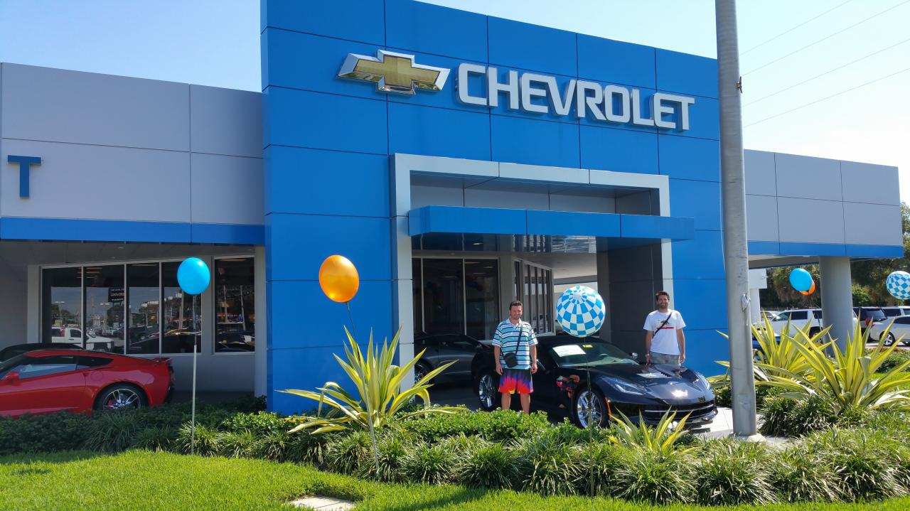 Concession Chevrolet Sarasota FL