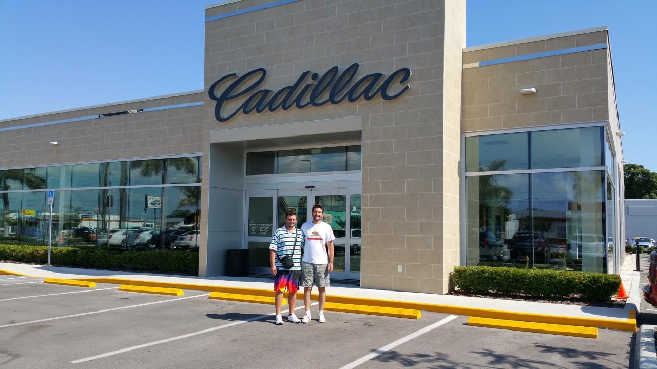 Concession Cadillac Sarasota FL