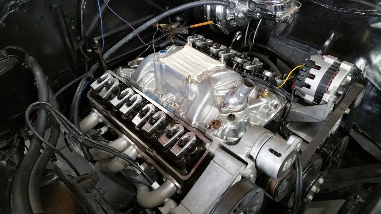 V8 Chevy 383 Stroker 500 HP