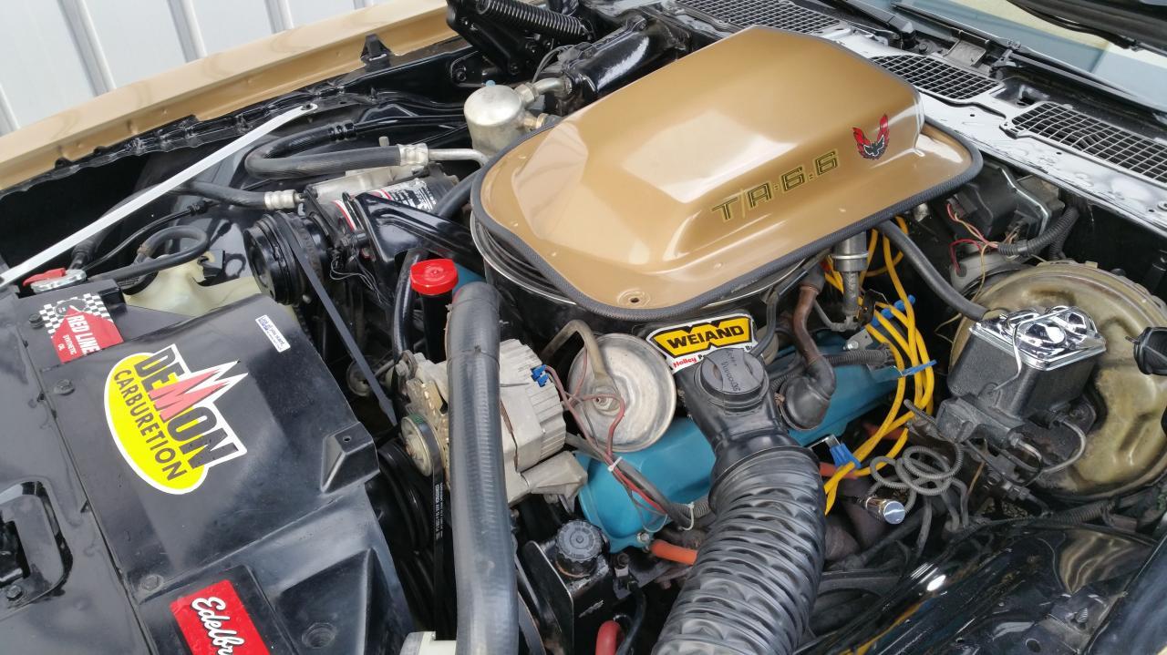 6.6L Pontiac