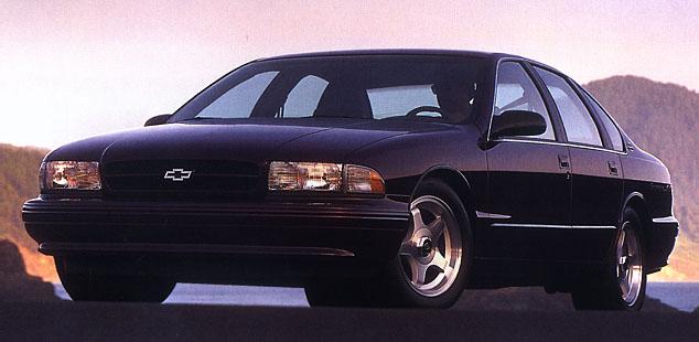 94 Chevy Impala SS