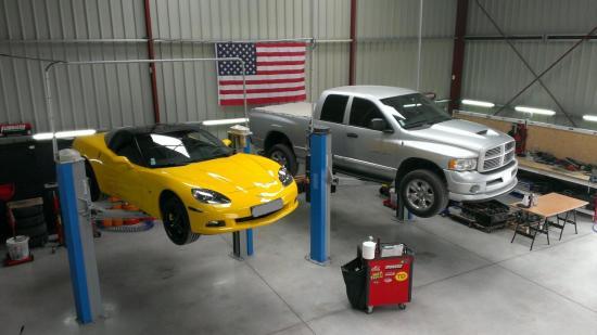 Corvette C6 / Dodge RAM
