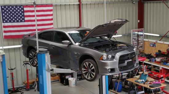 2012 Charger SRT-8