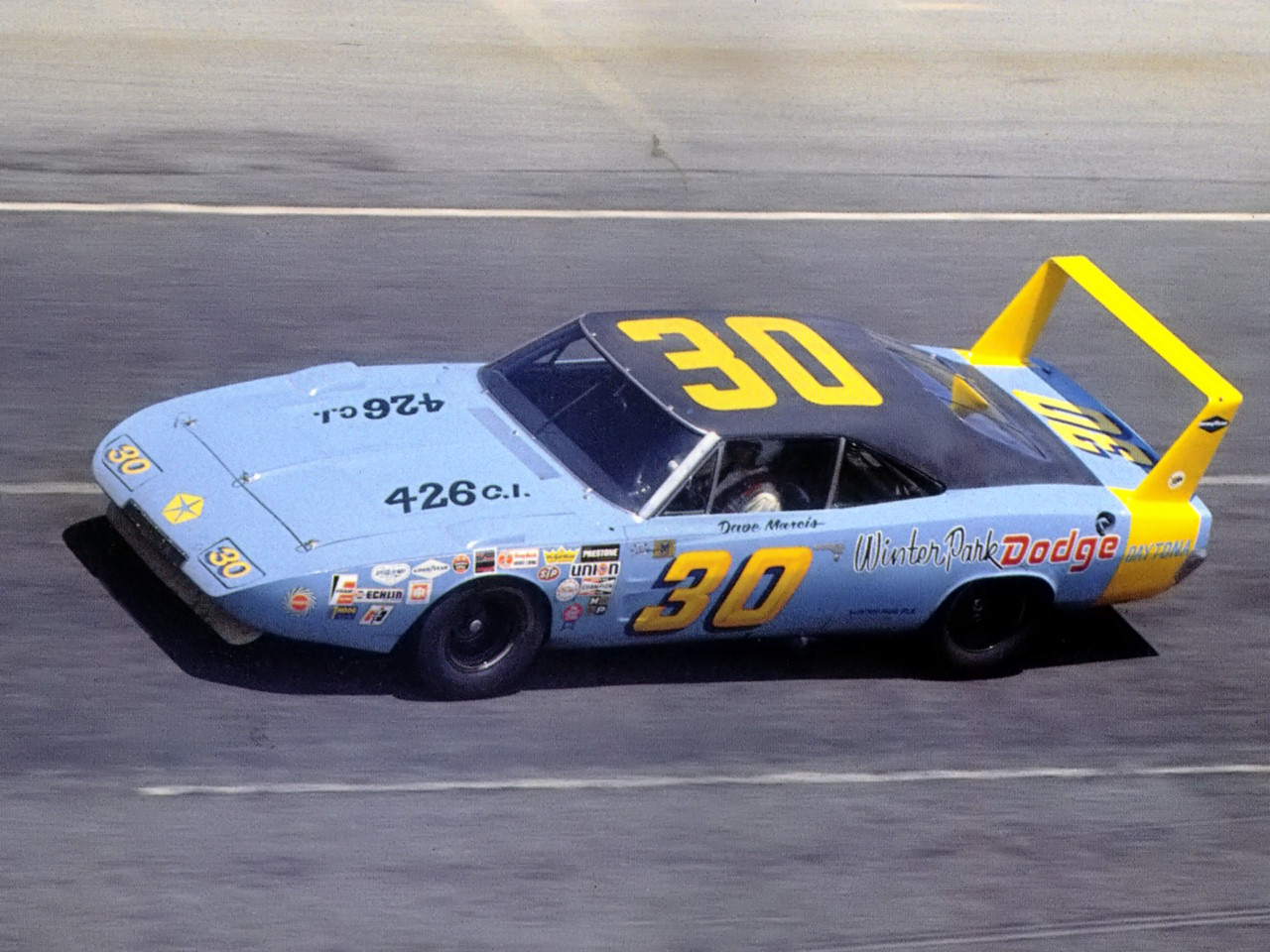 Dodge Daytona 426 CI