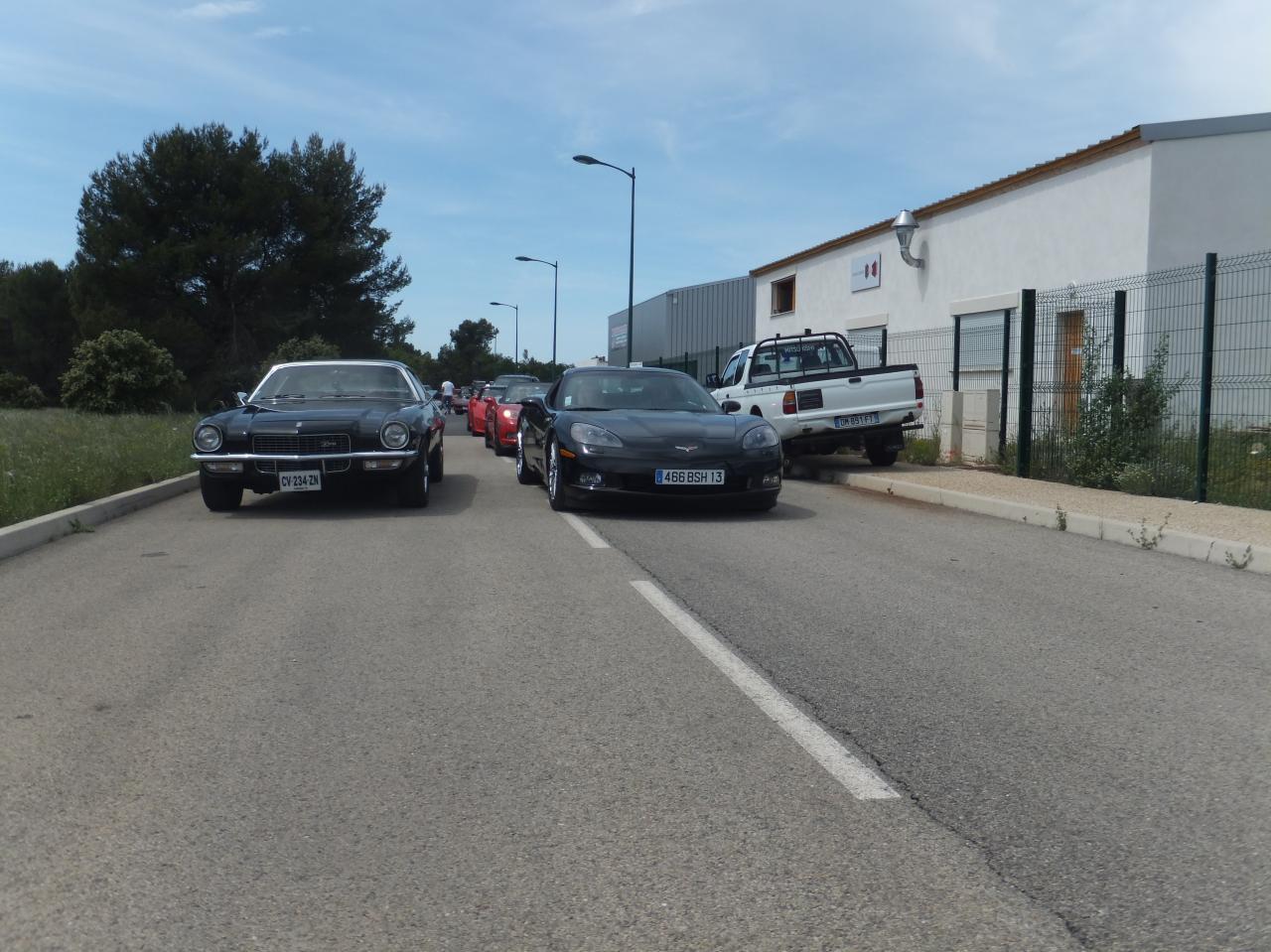 Chevy Camaro / Corvette C6