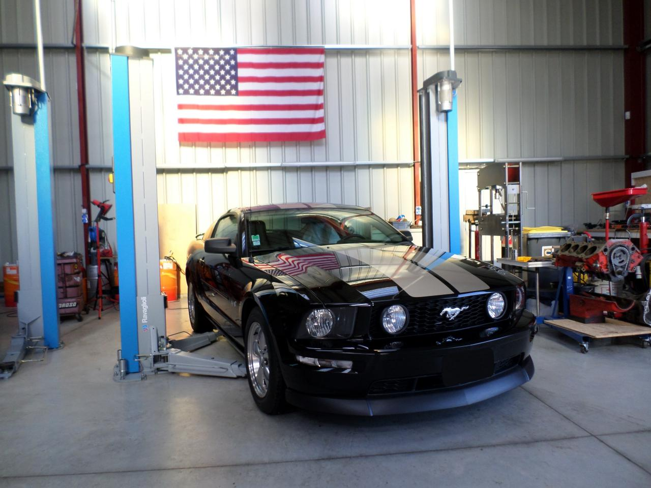 Ford Mustang 4.6L GT