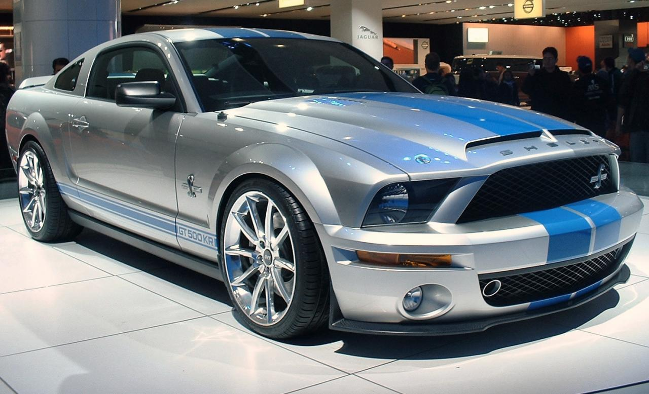 Ford Shelby GT500 KR