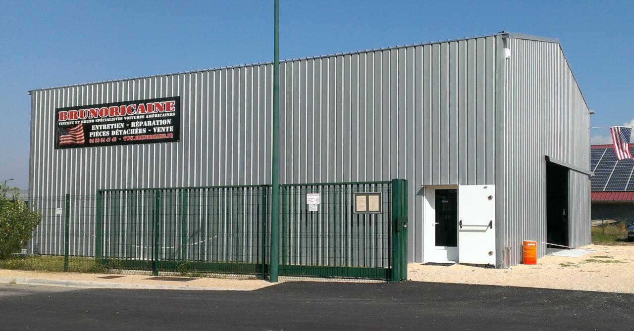 Garage brunoricaine for Garage echange de voiture