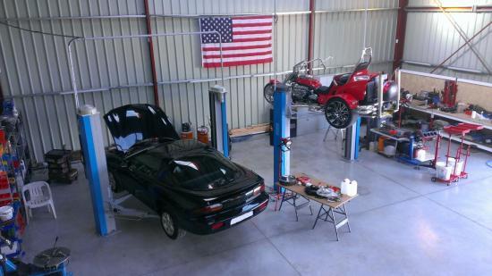 Chevrolet Camaro 3.8L / Trike SMT V8