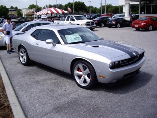 Dodge Challenger Brunoricaine