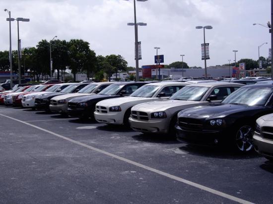 Série de Dodge Charger