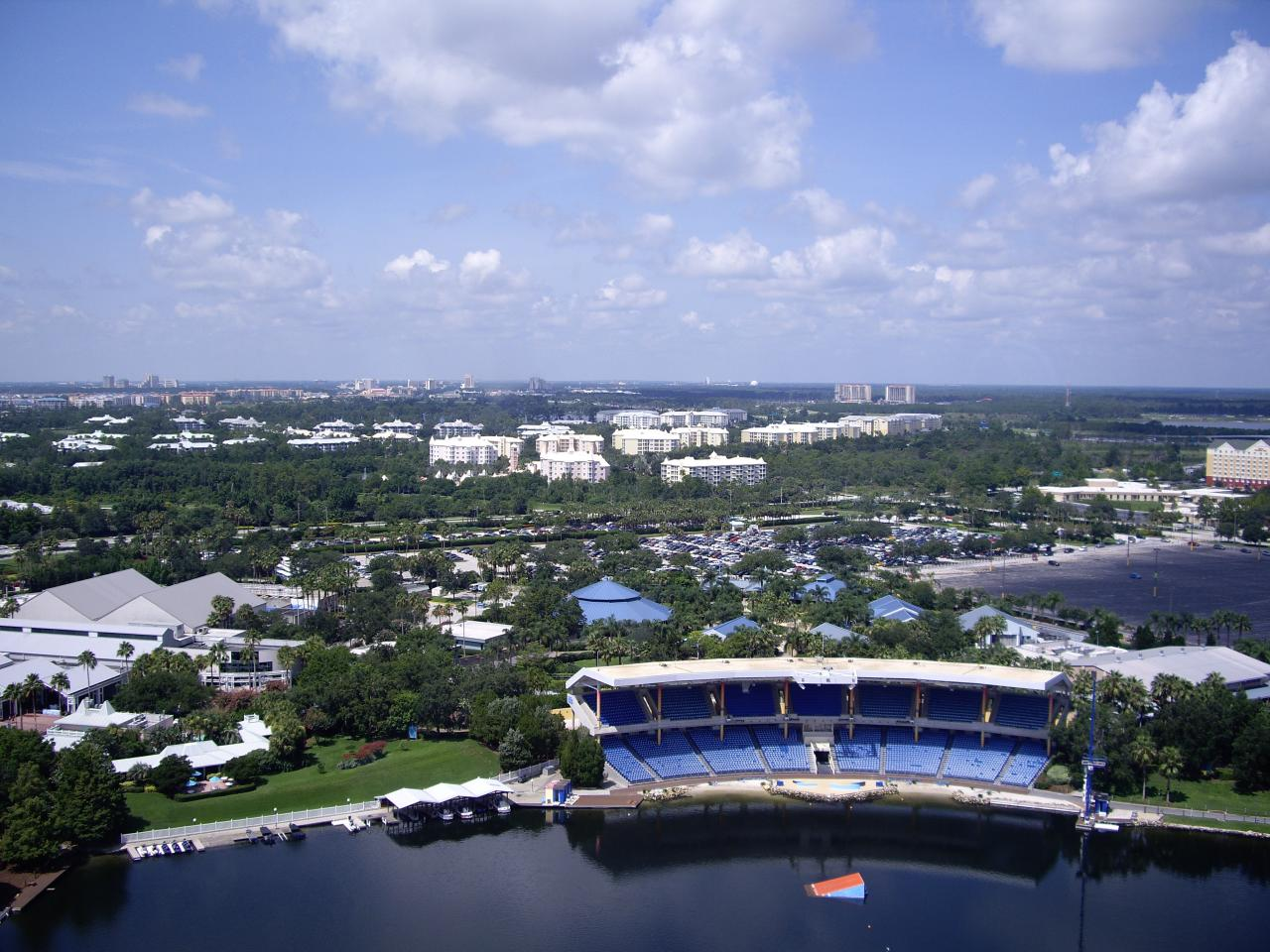 Tour Sea World Vue 360 °
