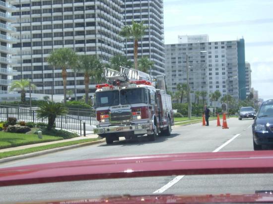 Fire truck  Daytona fl