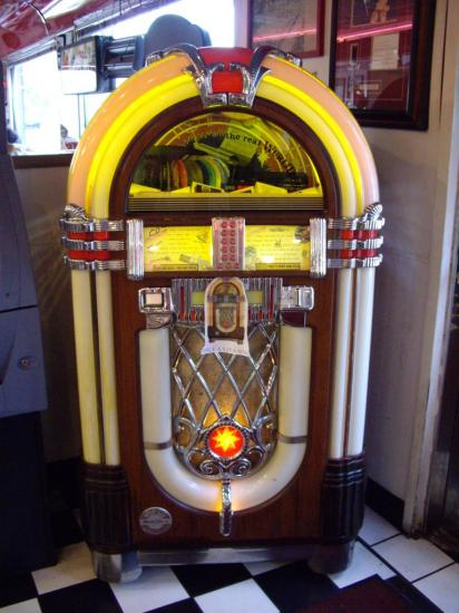Juke-Box Daytona Brunoricaine