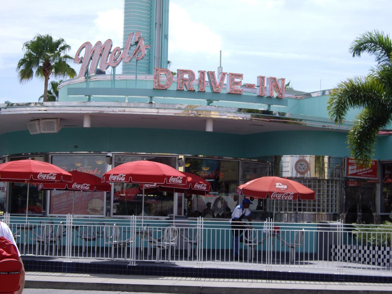 Mel's Drive in / Universal Orlando FL.
