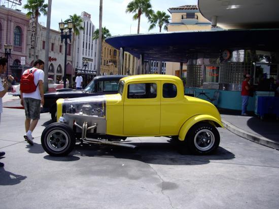 American Graffiti / Universal Studio Orlando FL
