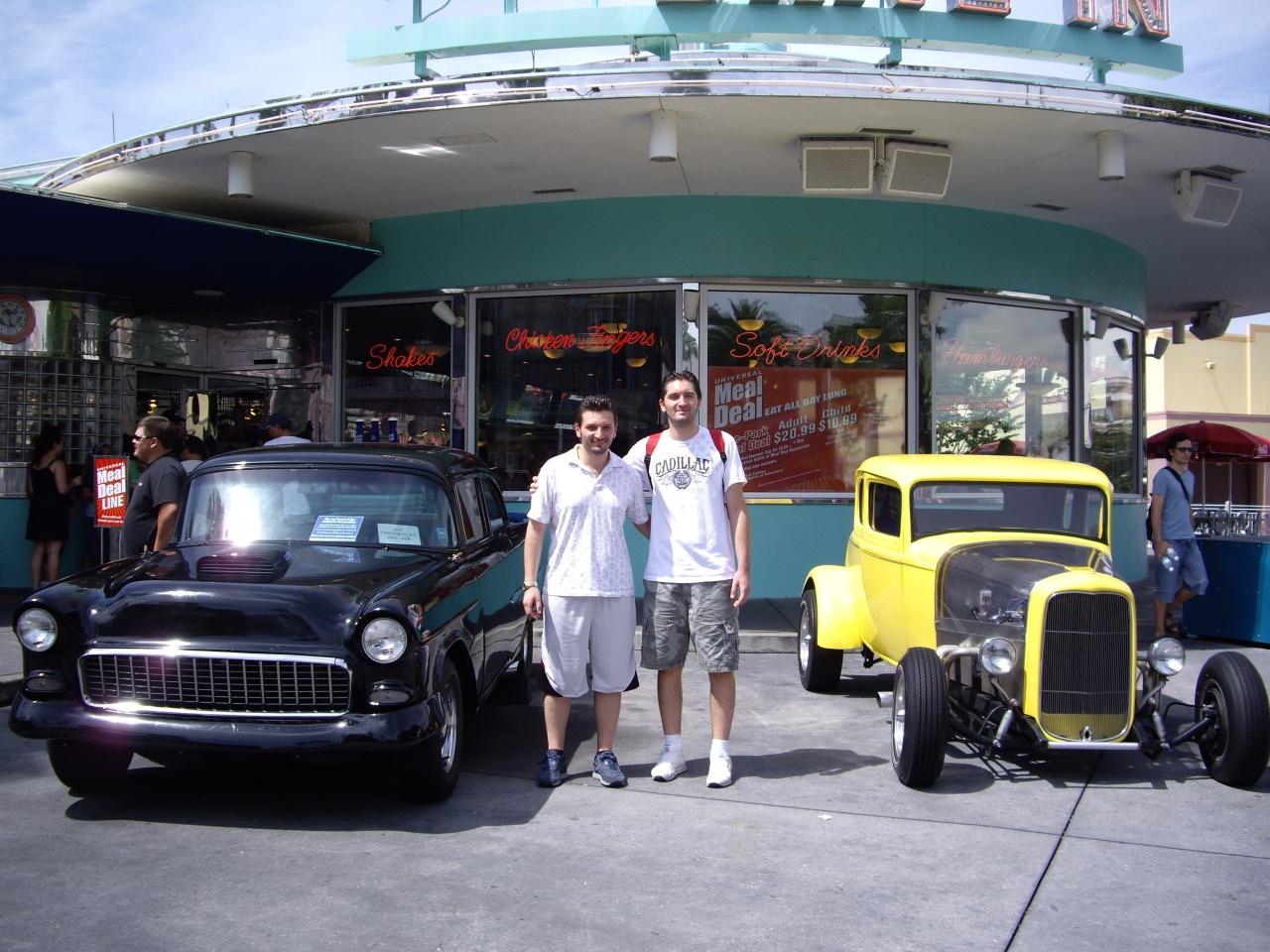 Universal Studio Orlando Brunoricaine