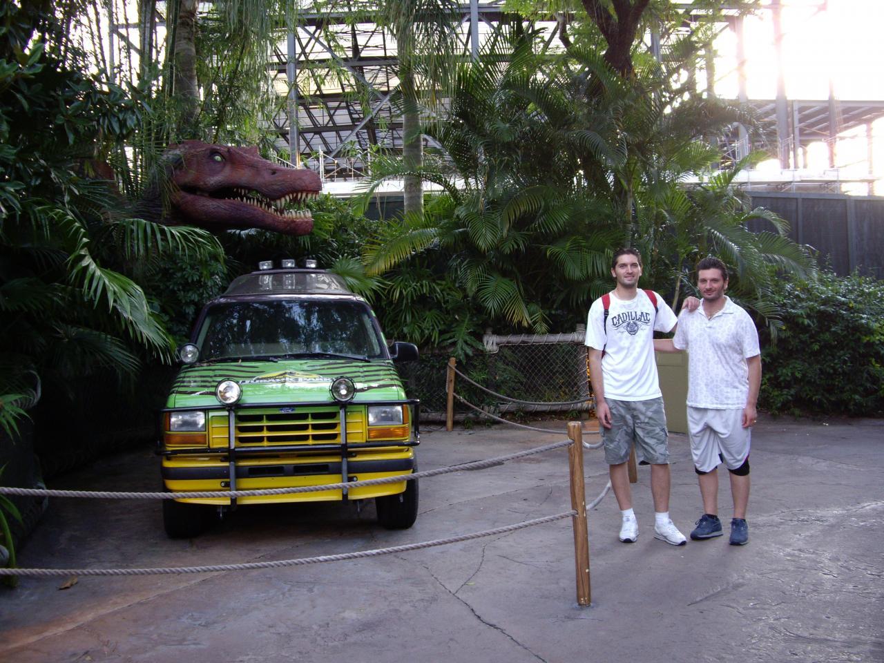 Jurassic Park, Islands of Adventure Orlando fl