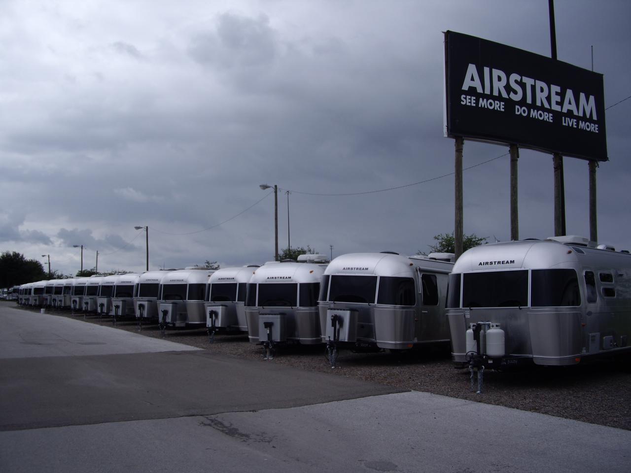Série de Airstream