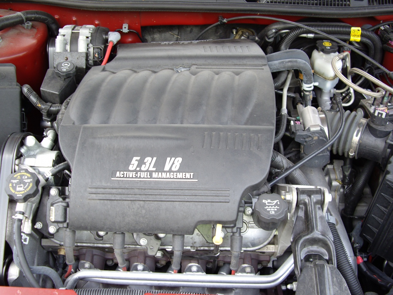 V8 5.3L Vortec / 300hp au top de leurs formes!