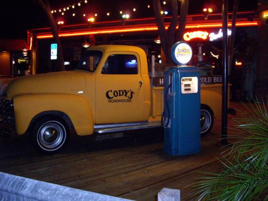 Cody's Original Roadhouse Tampa fl