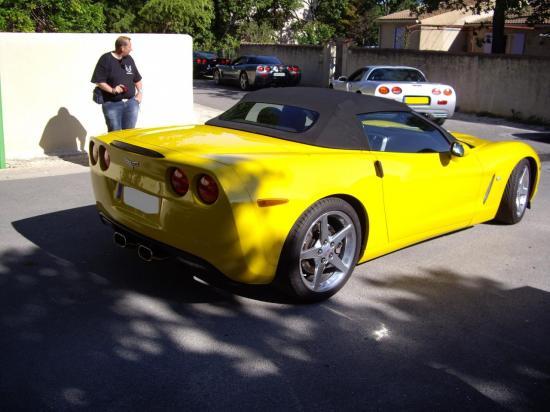 C6 convertible