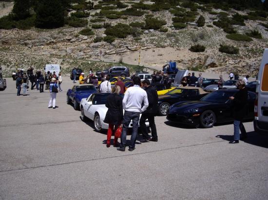 Parking du Chalet Reynard