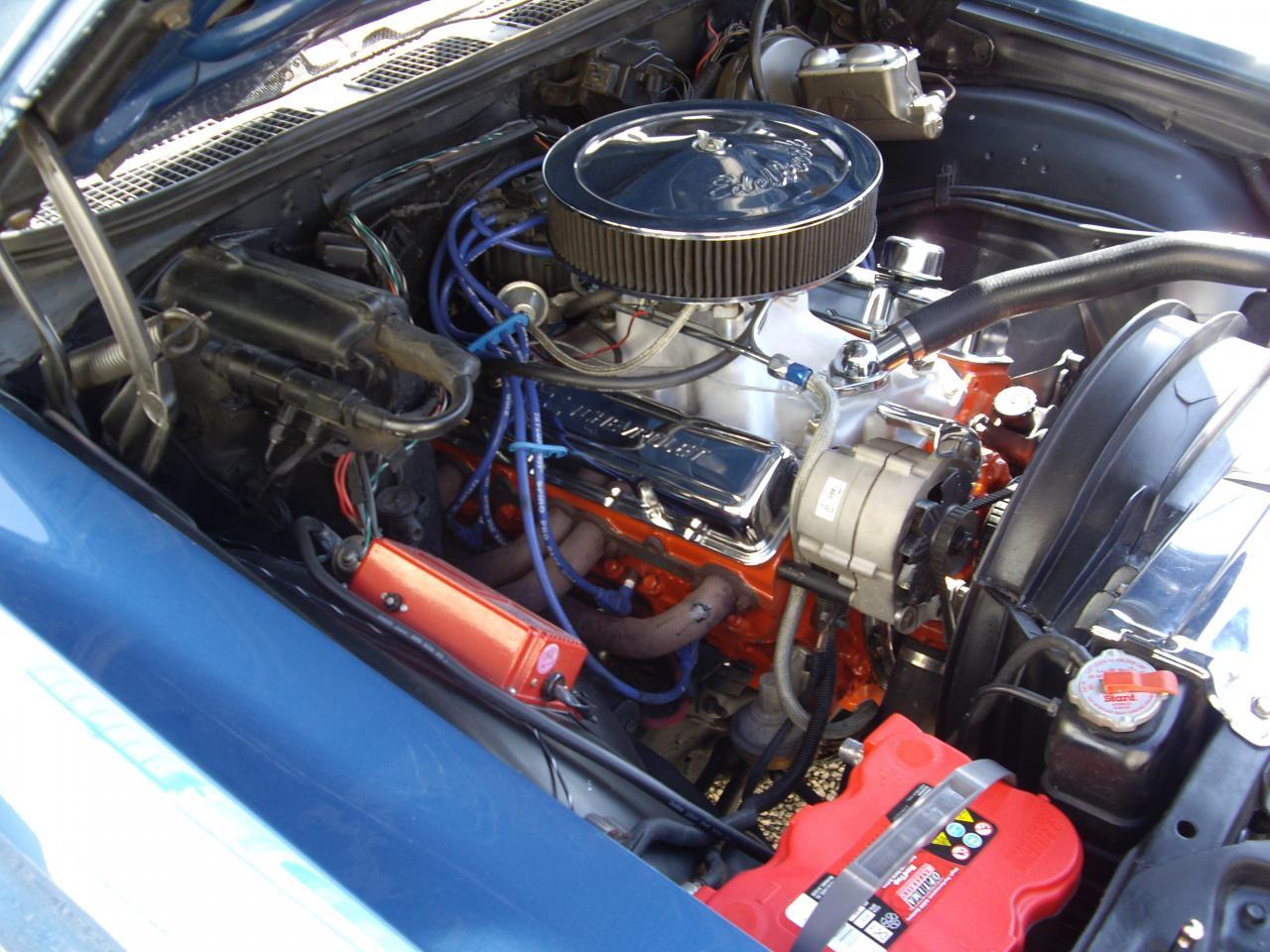Chevy 383 ci  stroker