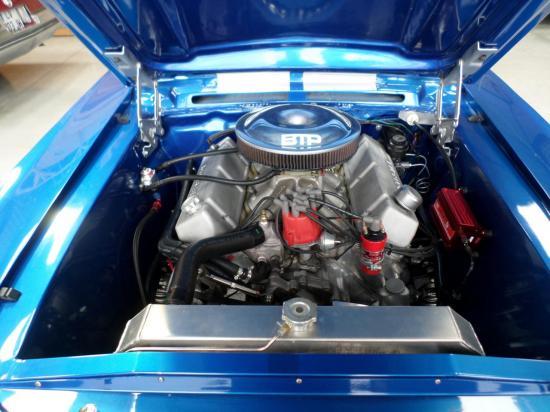 V8 Ford 557 Stroker 750 HP
