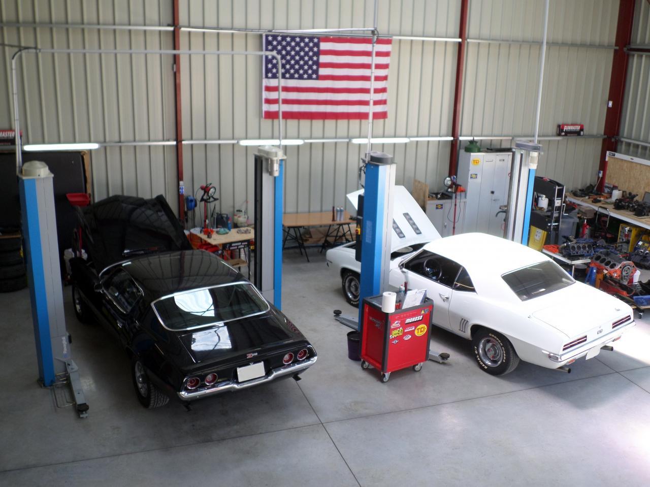 Chevrolet Camaro 69 et 70