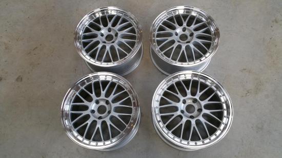 Jantes CCW Wheels