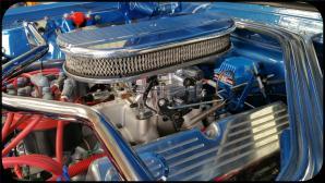 V8 302 Ford