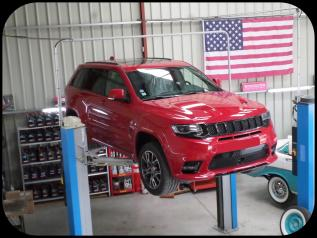 2018 Jeep Grand Cherokee SRT8 392