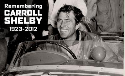 Carroll shelby 1923 2012