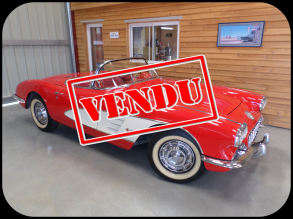 Corvette c1 depot vente brunoricaine