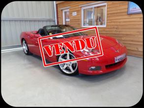 Corvette c6 cabriolet depot vente brunoricaine