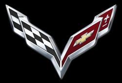 Corvette c7 logo
