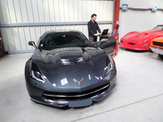 Corvette C7  LT1