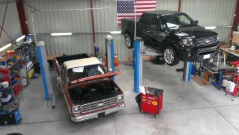 Chevy C10 Cheyenne / Ford F150 HD