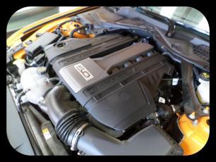 V8 5.0L 2018 Ford